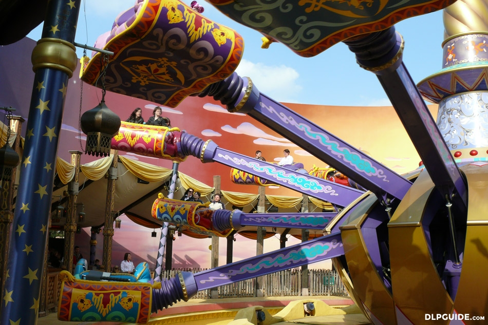 flight over agrabah - photo #20