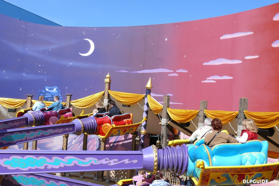 flight over agrabah - photo #27