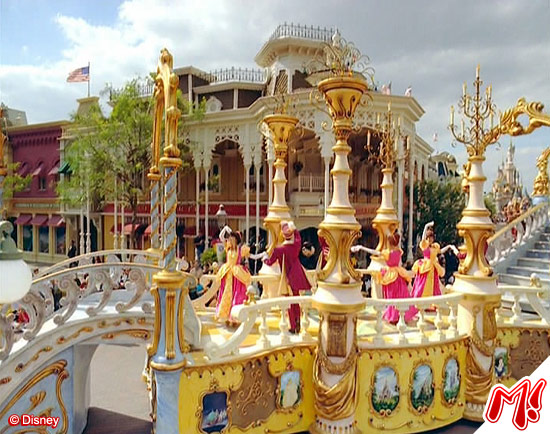 Parade Amp Floats The Wonderful World Of Disney Parade