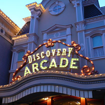 Discovery Arcade