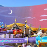 Flying Carpets Over Agrabah