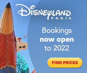 Ad: Book your return to Disneyland Paris with confidence