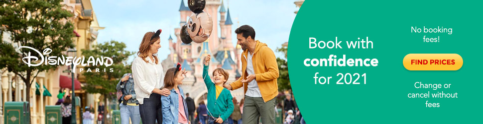 Ad: Disneyland Paris Savings and Deals
