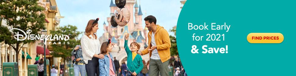 Disneyland Paris Savings and Deals