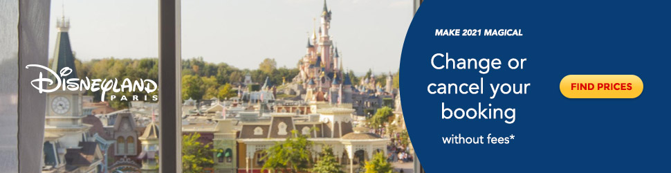 Disneyland Paris Savings and Deals