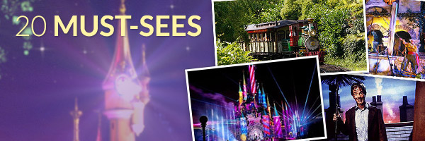 20 Disneyland Paris Must-Sees