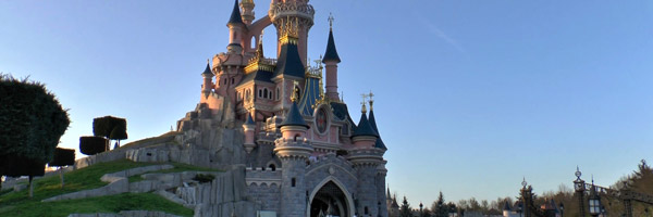 New HD video series: Scenes from Disneyland Paris