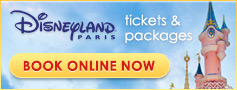 Disneyland Paris tickets & hotels - book online now!