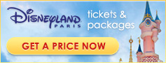 Disneyland Paris tickets & hotels - get a price now!