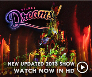 Disney Dreams! 2013 Disneyland Paris Video