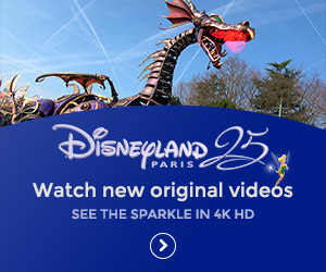 Disneyland Paris 25th Anniversary Videos