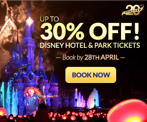 Disneyland Paris Special Offer