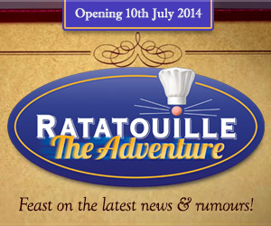 Ratatouille: The Ride - L'Aventure Totalement Toquée de Rémy