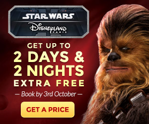 Disneyland Paris Star Wars Season of the Force Special Offer