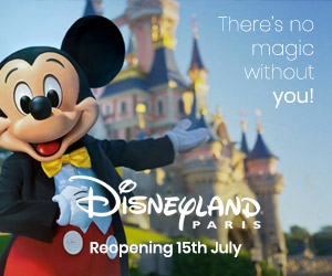 Disneyland Paris Re-opening