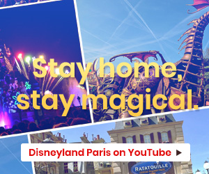 Feature: Watch Disneyland Paris videos on YouTube
