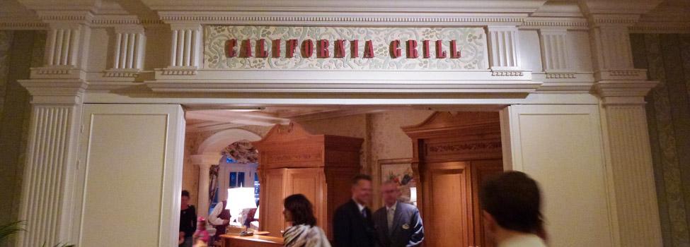 California grill menu dlp guide disneyland paris restaurants dining places to eat - Buffalo grill ticket restaurant ...