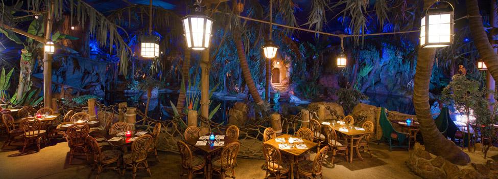 Rainforest Cafe Disneyland Paris Opening Hours