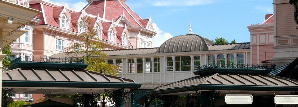 Hotels at Disneyland Paris — DLP Guide • Disneyland Paris Guidebook