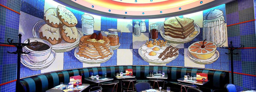 Paris Parkside Cafe