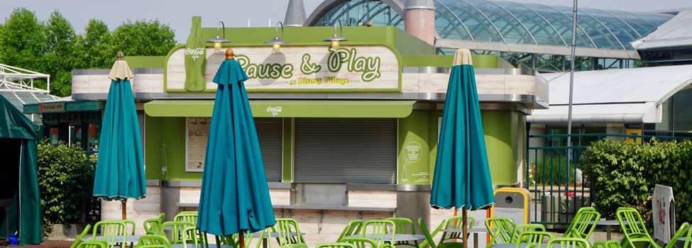 Pause & Play at Disney Village