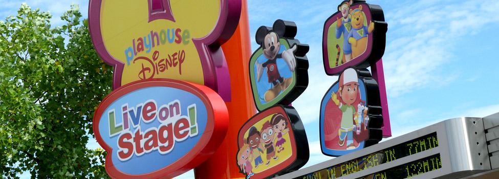 Dlrp Express - Disney Junior : Live on Stage! débarque
