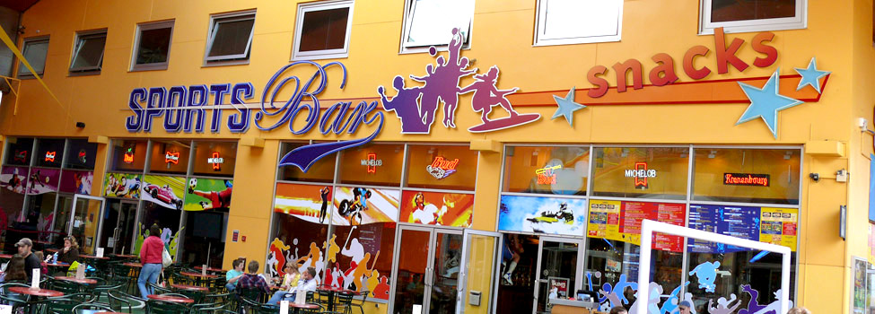 Sports Bar Menu Dlp Guide Disneyland Paris Restaurants