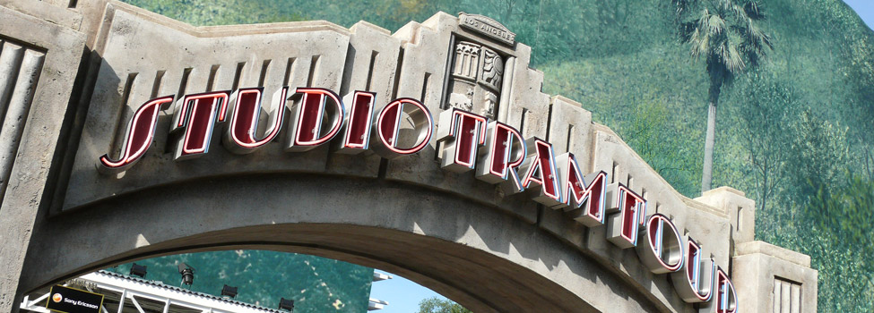 Studio Tram Tour: Behind the Magic