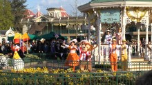 12th April 2012: Main Street, U.S.A. Celebrates!