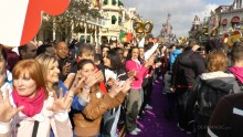12th April 2012 Opening Ceremony & Cast Member Flashmob