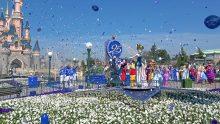 Disneyland Paris 25th Anniversary Grand Opening