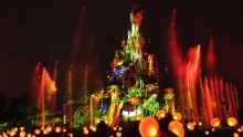 Disney Dreams! 2013 with Light'Ears