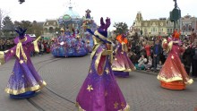 Disney Magic on Parade! Premiere