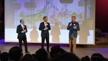 Disneyland Paris: From Concept to Reality with Tony Baxter
