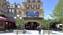 Ratatouille: The Adventure Walkthrough Tour