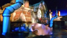 Ratatouille: The Adventure Full Ridethrough Tour