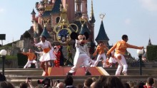 It's Party Time… with Mickey and Friends