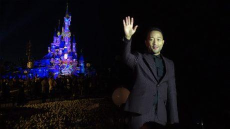 John Legend Live at Disneyland Paris
