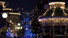 Main Street, U.S.A. Christmas Atmosphere (2012)
