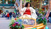 Moana Character Premiere Pre-Parade