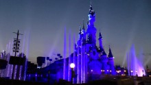 Disney Dreams! Frozen Fountains Overture