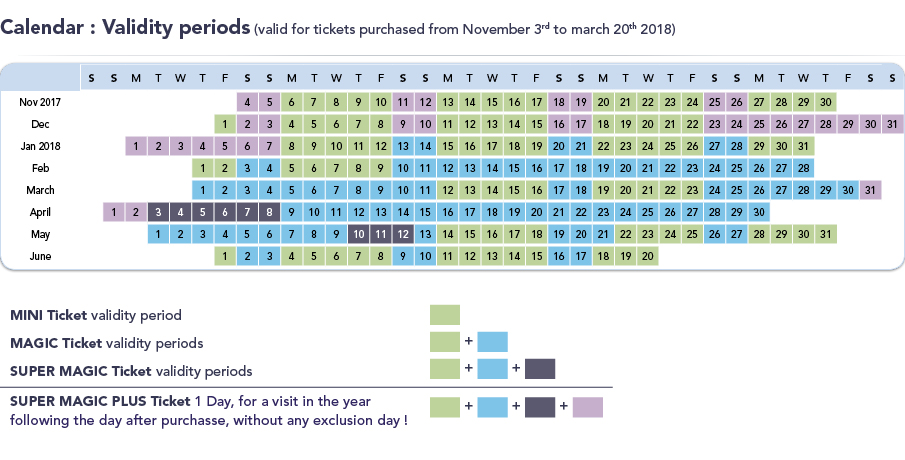 Disneyland Paris Tickets Types Prices Offers Dlp Guide