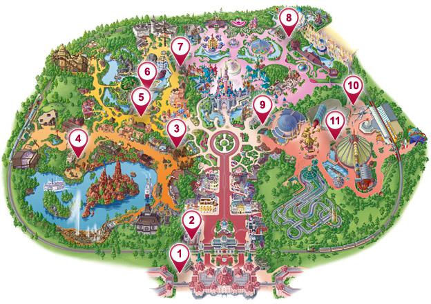 Disneyland Paris Karte 2018.Smoking Dlp Guide Disneyland Paris Trip Planning